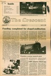 """The Crescent"" Student Newspaper, April 2, 1982"