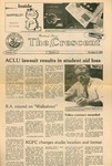"""The Crescent"" Student Newspaper, October 8, 1982"