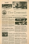 """The Crescent"" Student Newspaper, October 22, 1982"