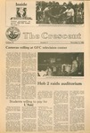 """The Crescent"" Student Newspaper, November 5, 1982"