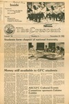 """The Crescent"" Student Newspaper, November 19, 1982 by George Fox University Archives"
