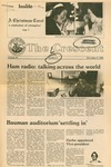 """The Crescent"" Student Newspaper, December 9, 1982 by George Fox University Archives"