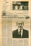"""""""The Crescent"""" Student Newspaper, January 28, 1983 by George Fox University Archives"""