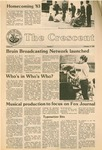 """The Crescent"" Student Newspaper, February 11, 1983 by George Fox University Archives"