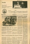 """The Crescent"" Student Newspaper, October 26, 1984"