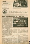 """The Crescent"" Student Newspaper, November 16, 1984"