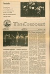 """The Crescent"" Student Newspaper, December 7, 1984 by George Fox University Archives"