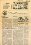 """The Crescent"" Student Newspaper, February 15, 1985 by George Fox University Archives"