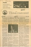 """The Crescent"" Student Newspaper, May 3, 1985 by George Fox University Archives"