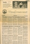 """The Crescent"" Student Newspaper, May 24, 1985 by George Fox University Archives"