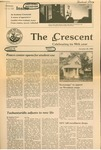 """The Crescent"" Student Newspaper, October 25, 1985"