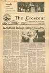 """The Crescent"" Student Newspaper, January 24, 1986 by George Fox University Archives"
