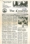 """The Crescent"" Student Newspaper, February 14, 1986"