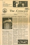 """The Crescent"" Student Newspaper, March 7, 1986 by George Fox University Archives"