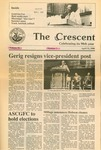 """The Crescent"" Student Newspaper, April 11, 1986"