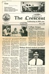 """The Crescent"" Student Newspaper, May 2, 1986"