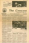 """The Crescent"" Student Newspaper, May 23, 1986 by George Fox University Archives"