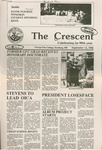 """The Crescent"" Student Newspaper, September 12, 1986"