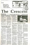 """The Crescent"" Student Newspaper, September 26, 1986"