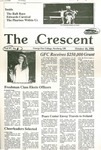 """The Crescent"" Student Newspaper, October 10, 1986"