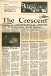 """The Crescent"" Student Newspaper, January 23, 1987"