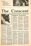 """The Crescent"" Student Newspaper, February 6, 1987"