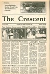 """The Crescent"" Student Newspaper, March 20, 1987 by George Fox University Archives"