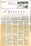 """The Crescent"" Student Newspaper, September 25, 1987"