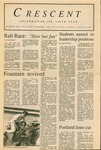 """The Crescent"" Student Newspaper, October 9, 1987 by George Fox University Archives"
