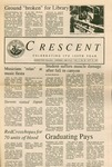 """The Crescent"" Student Newspaper, October 23, 1987"