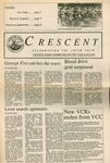 """The Crescent"" Student Newspaper, November 6, 1987 by George Fox University Archives"