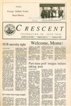 """The Crescent"" Student Newspaper, February 5, 1988"