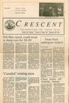 """The Crescent"" Student Newspaper, February 26, 1988"