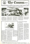 """The Crescent"" Student Newspaper, October 7, 1988"