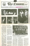 """""""The Crescent"""" Student Newspaper, November 18, 1988 by George Fox University Archives"""