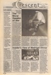 """""""The Crescent"""" Student Newspaper, December 11, 1990 by George Fox University Archives"""