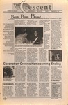 """The Crescent"" Student Newspaper, February 15, 1991"