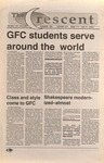 """The Crescent"" Student Newspaper, April 9, 1993"
