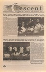 """The Crescent"" Student Newspaper, April 23, 1993"