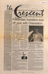 """""""The Crescent"""" Student Newspaper, September 3, 1993 by George Fox University Archives"""
