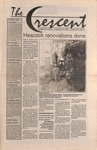 """""""The Crescent"""" Student Newspaper, September 10, 1993 by George Fox University Archives"""
