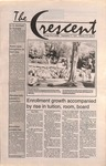 """The Crescent"" Student Newspaper, September 17, 1993"