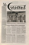 """The Crescent"" Student Newspaper, October 8, 1993 by George Fox University Archives"