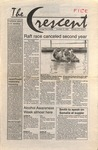"""The Crescent"" Student Newspaper, October 15, 1993 by George Fox University Archives"