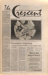 """The Crescent"" Student Newspaper, November 5, 1993 by George Fox University Archives"