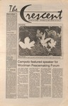 """The Crescent"" Student Newspaper, November 12, 1993"