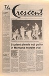 """The Crescent"" Student Newspaper, January 14, 1994"