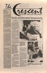 """The Crescent"" Student Newspaper, February 18, 1994"