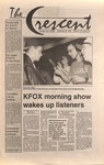 """The Crescent"" Student Newspaper, February 25, 1994 by George Fox University Archives"