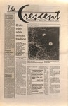"""""""The Crescent"""" Student Newspaper, March 11, 1994 by George Fox University Archives"""